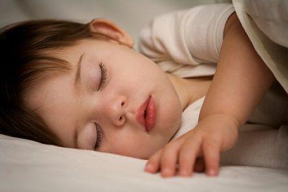 Как сделать так чтобы ребёнок спал всю ночь