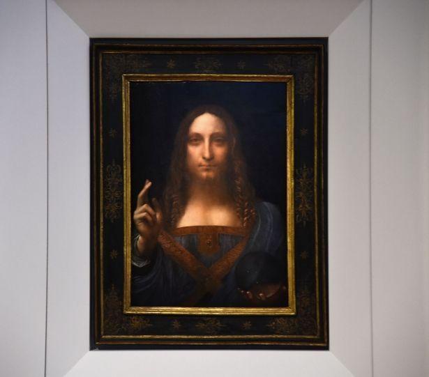 Российский миллиардер продал картину Леонардо да Винчи за 450 миллионов долларов