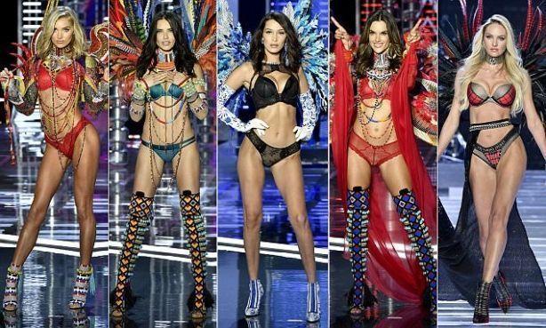 Вечеринку Victoria's Secret прикрыли полицейские