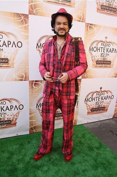 Киркоров признался, что тратит на стилистов колоссальные деньги