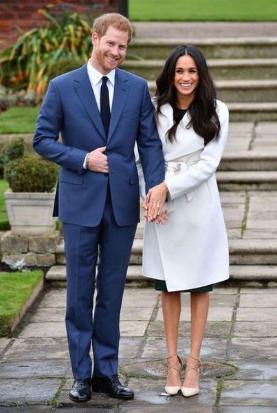 Это любовь: принц Гарри сам придумал дизайн помолвочного кольца для Меган Маркл