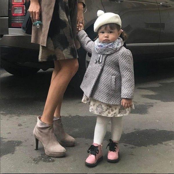 Климова сфотографировала себя беременную и голую