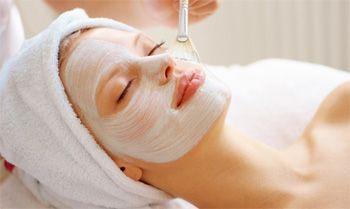 Пилинг лица у косметолога