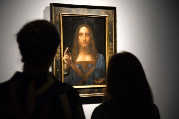 Назвали имя человека, купившего картину Леонардо да Винчи за 450 млн долларов