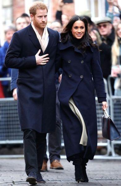 Меган Маркл проведет Рождество с королевской семьей