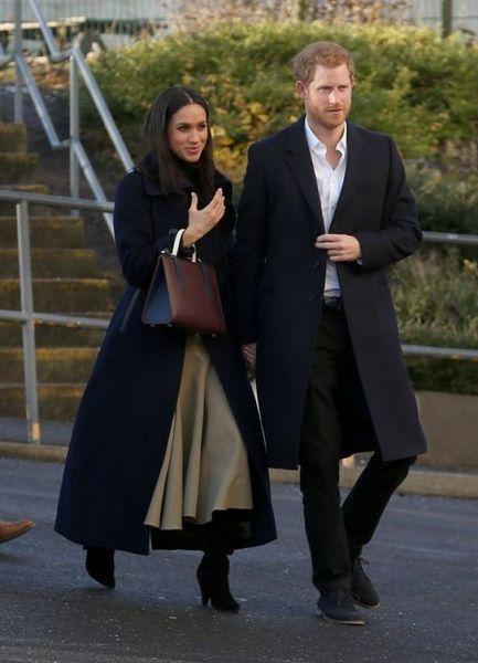 Отец Меган Маркл впервые прокомментировал ее помолвку с принцем Гарри