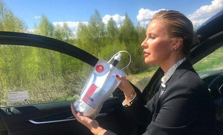 Почему российские звезды помешались на водородной воде