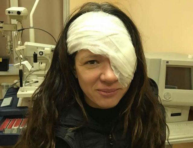 Руслана попала в больницу (ФОТО)