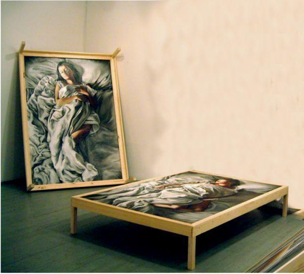 Запретная тема: новое место провокационной выставки