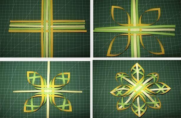 Праздник к нам приходит: как сделать снежинки из бумаги?