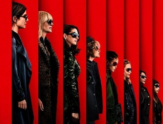 8 подруг мисс Оушен: Сандра Баллок, Кейт Бланшетт, Рианна и другие в первом трейлере самого ожидаемого фильма 2018 года
