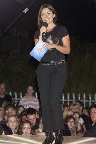 50-летняя актриса похвасталась железным прессом