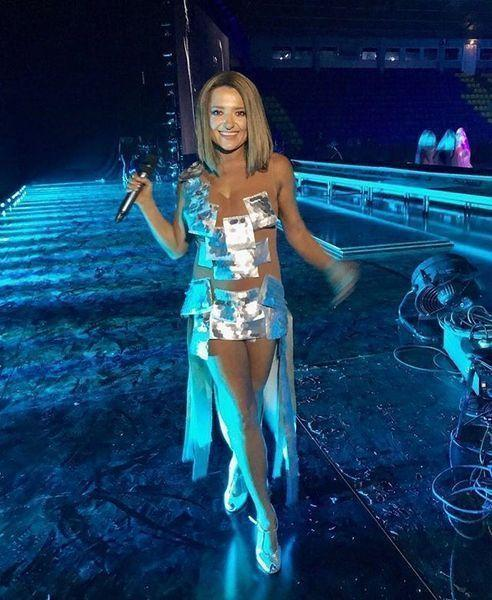 НЕфиговый листок: Наталья Могилевская поразила сексуальным нарядом