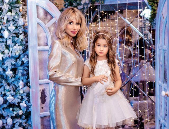 Светлана Лобода попросила у Деда Мороза ребенка