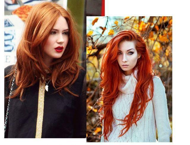 Поцелованная солнцем: какой макияж стоит сделать рыжеволосым девушкам (+ВИДЕО)