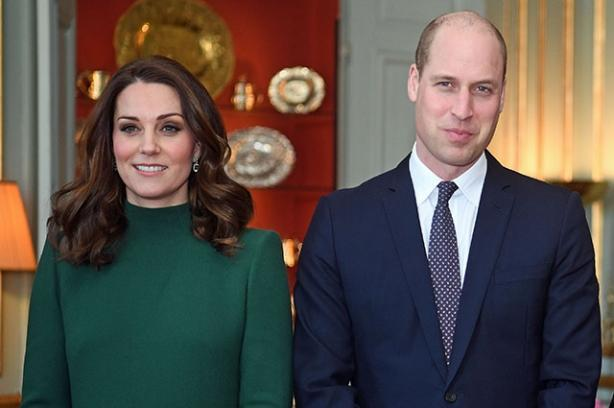 Кейт Миддлтон и принц Уильям встретились с королевской семьей Швеции (ФОТО)