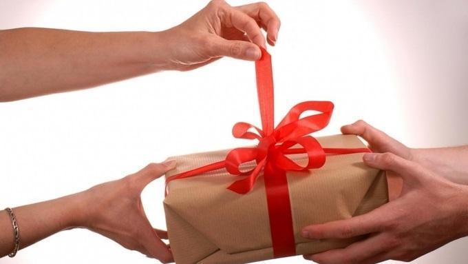 Подарок неизвестный 8