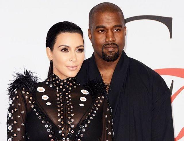 Ким Кардашьян и Канье Уэст назвали новорожденную дочь необычным именем