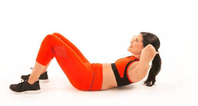 Как супермодель: пошаговая программа тренировки Джиджи Хадид