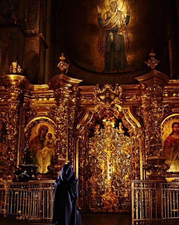 Молящаяся Руслана восхитила поклонников (ФОТО)