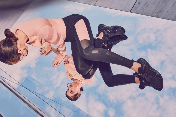 Селена Гомес продемонстрировала стройную фигуру в рекламной кампании Puma (ФОТО)