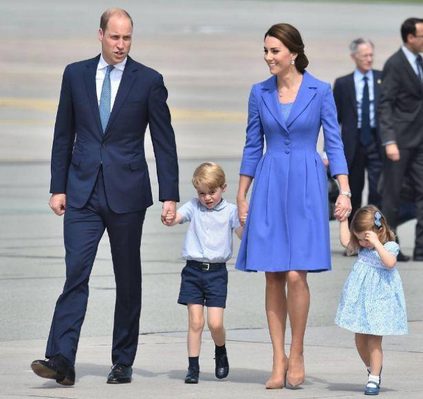 Герцогине Кейт Миддлтон сегодня исполняется 36!