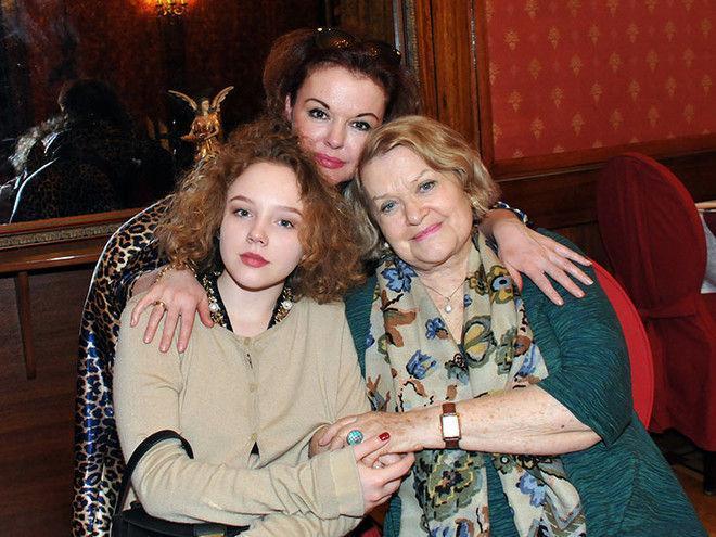 Валентина Талызина: «Я всю жизнь считала себя некрасивой»