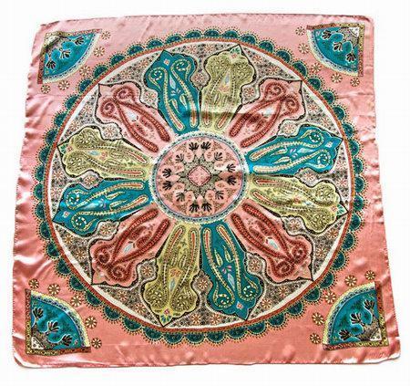 купить шелковый платок