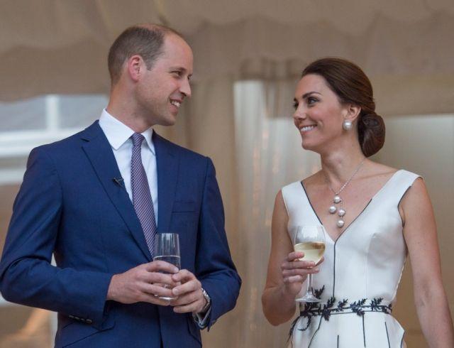 Как Кейт Миддлтон и принц Уильям назовут третьего ребенка: букмекеры делают ставки