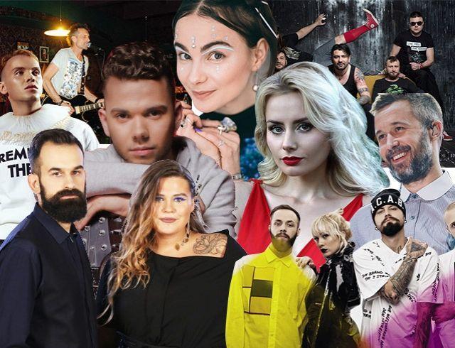 Участники ПЕРВОГО полуфинала Нацотбора на Евровидение-2018 Украина: интересные факты и песни для конкурса