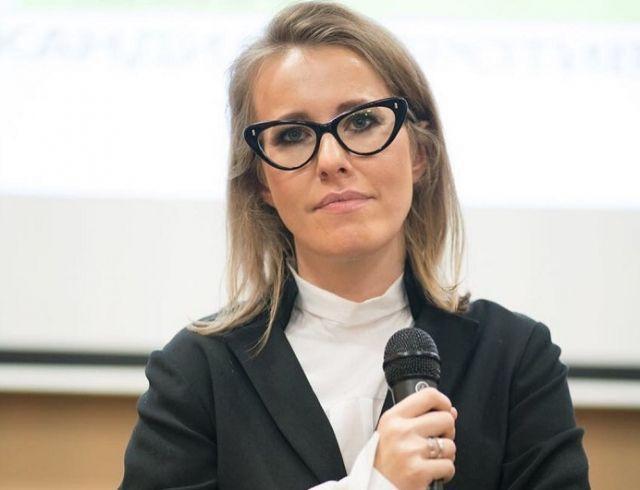 """Ксения Собчак выступила за равенство полов: """"Женщина - не машина по производству"""""""