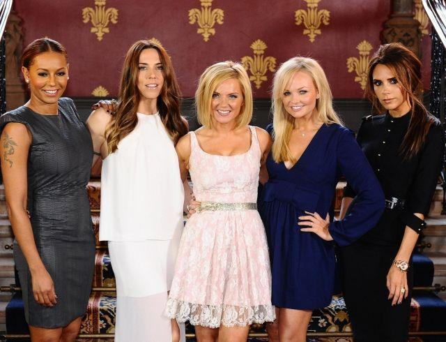 Легендарные Spice Girls воссоединились (ФОТО)