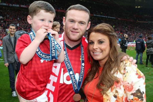 Знаменитый футболист Уэйн Руни в четвертый раз стал отцом!