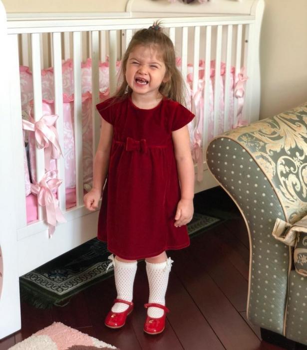 Реакция бесценна: дочь Ксении Бородиной обиделась из-за подарка на День влюбленных