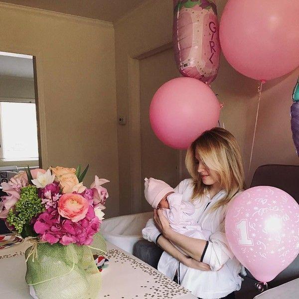 Янина Студилина: «Быстро похудела, потому что кормлю грудью»