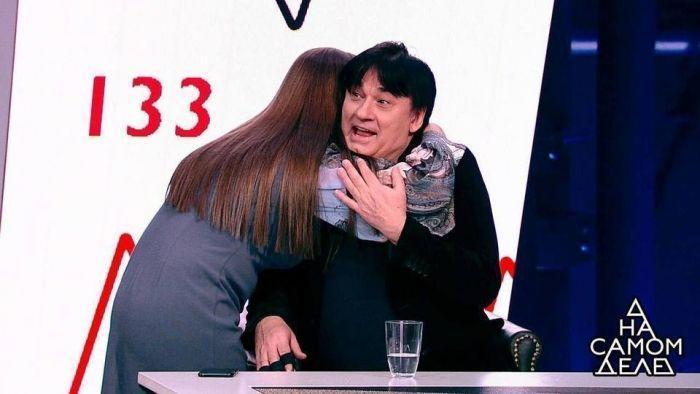 Александр Серов рассказал, что у него есть внебрачная дочь