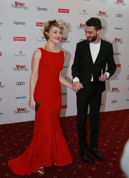Красная дорожка и победители церемонии Viva Самые красивые 2018