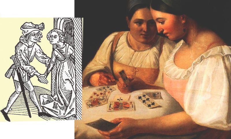 Как праздновали 14 февраля в Средневековье