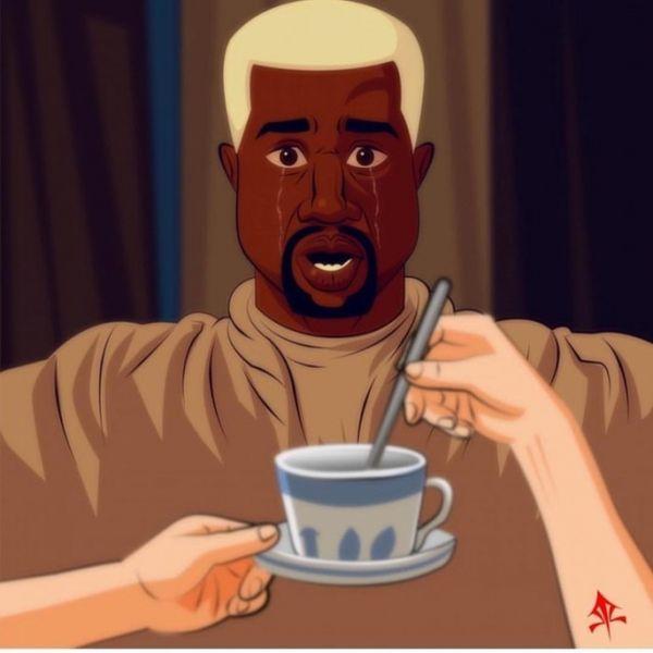 """Ким Кардашьян раскритиковала мемы с Канье Уэстом: """"Это тупые шутки, созданные безмозглыми людьми"""""""