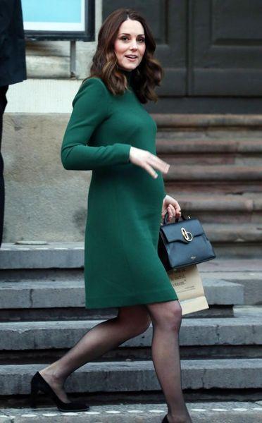 Кейт Миддлтон уходит в декрет, чтобы подготовиться к рождению ребенка