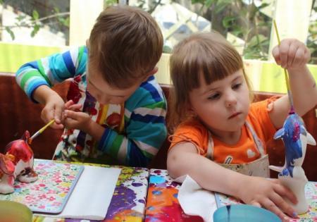 Организация домашнего праздника - как порадовать ребенка на день рождения?