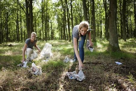 Бег с мусором – новейший фитнес-тренд из Швеции