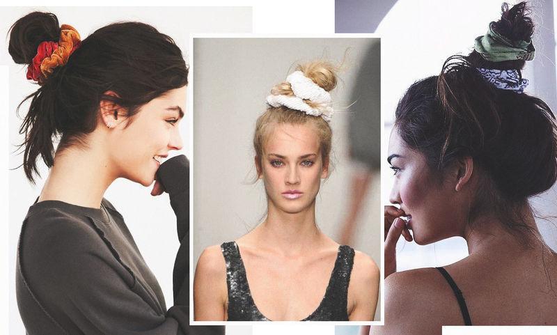 5 способов засыпать с мокрыми волосами и выглядеть шикарно