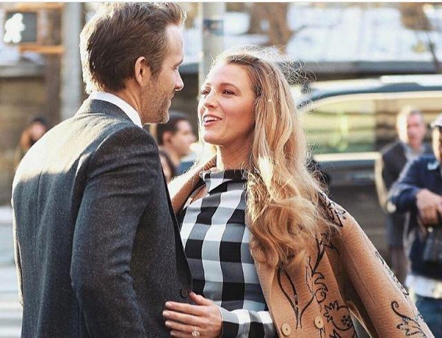 Идеальная пара: красивые и счастливые Блейк Лайвли и Райан Рейнольдс восхитили публику на премьере фильма