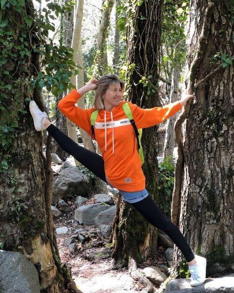 """Анита Луценко рассказала о мотивации в занятиях спортом: """"Все меняется, когда ты просто ДЕЛАЕШЬ!"""""""