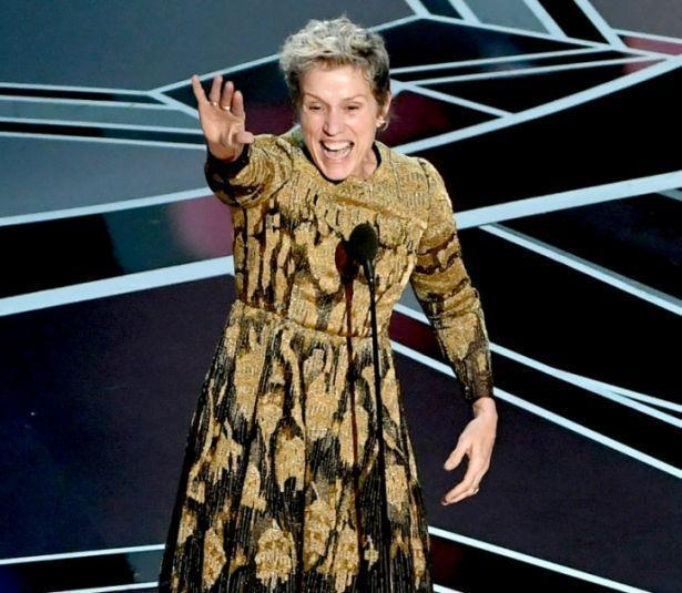 """Актрису Фрэнсис Макдорманд обокрали на вечеринке в честь премии """"Оскар"""""""