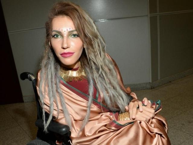 Юлия Самойлова рассказала, что ее песня для Евровидения со стержнем