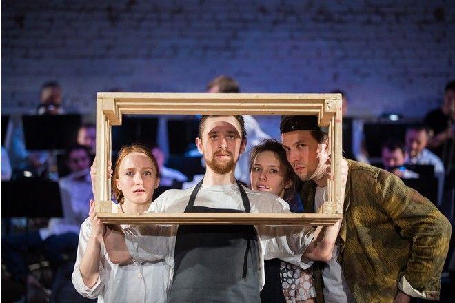 Зрителей зовут в Губернский театр задуматься о жизни