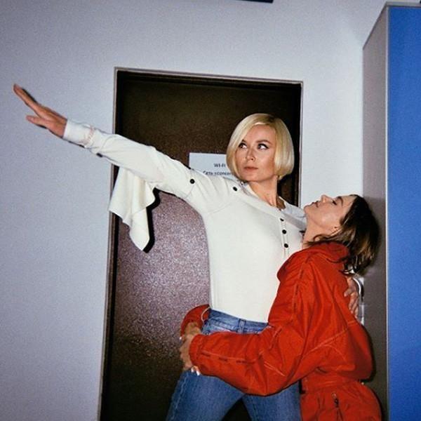 Гагарина и Темникова показали, как выглядели 15 лет назад