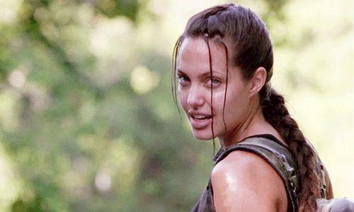 """Анджелину Джоли не хотели брать на роль Лары Крофт: """"У нее была темная репутация"""""""